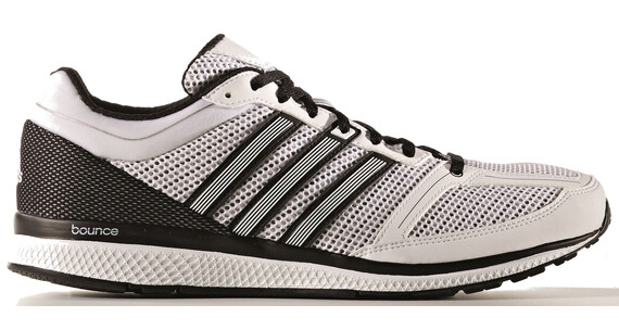 adidas Mana Racer Shoes Men ftwr white/ftwr white/core black
